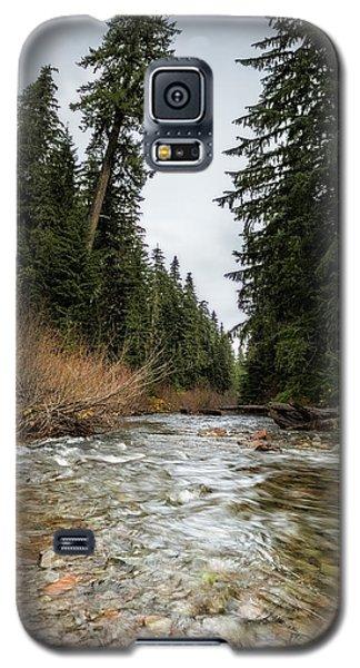 Hackleman Creek  Galaxy S5 Case by Belinda Greb