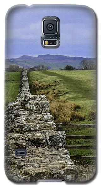 Hadrian's Wall Galaxy S5 Case by Mary Carol Story