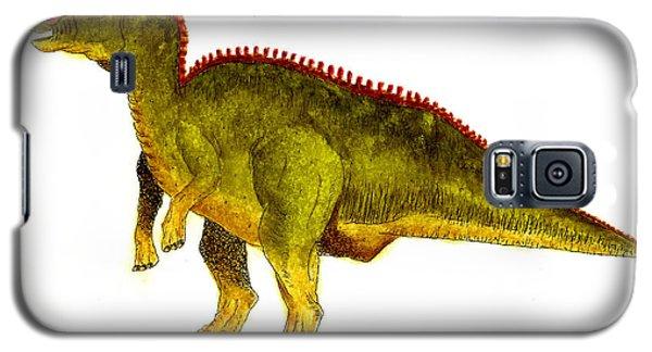 Hadrosaurus Galaxy S5 Case by Michael Vigliotti