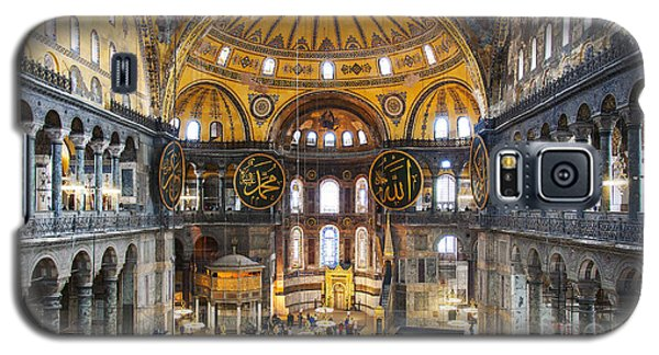 Hagia Sofia Interior 35 Galaxy S5 Case