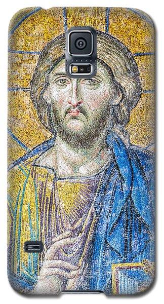 Hagia Sofia Jesus Mosaic Galaxy S5 Case by Antony McAulay