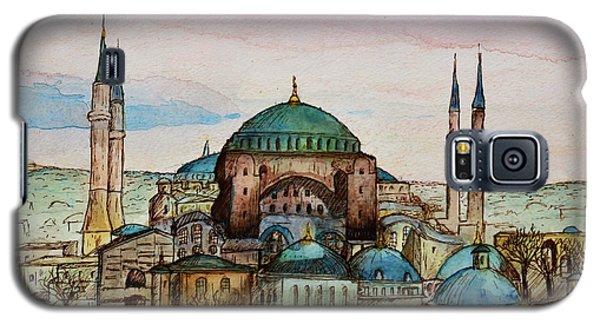 Hagia Sophia Galaxy S5 Case