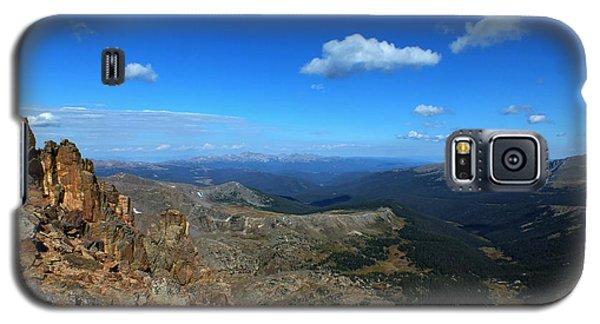 Hague Creek Valley  Galaxy S5 Case