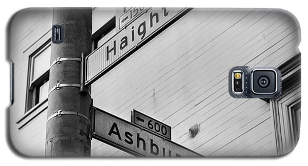 Haight And Ashbury Galaxy S5 Case by Jerry Fornarotto