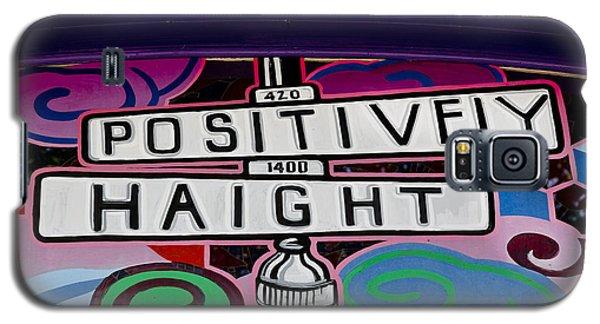 Haight-ashbury Art In San Francisco Galaxy S5 Case