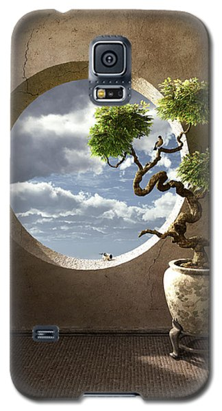 Haiku Galaxy S5 Case by Cynthia Decker