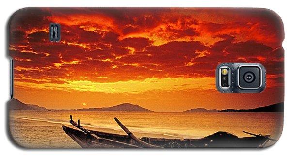 Hainan Beach 3 Galaxy S5 Case by Dennis Cox ChinaStock