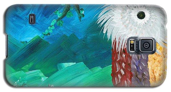 Half-a-hoot 01 Galaxy S5 Case