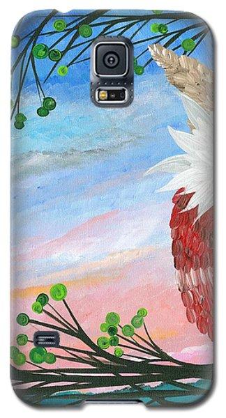 Half-a-hoot 03 Galaxy S5 Case
