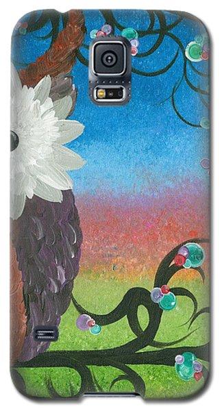 Half-a-hoot 04 Galaxy S5 Case
