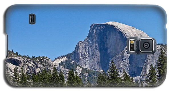 Galaxy S5 Case featuring the photograph Half Dome by Brian Williamson