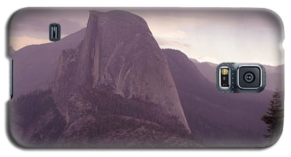 Half Dome From Glacier Point Galaxy S5 Case