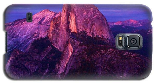 Half Dome Glow Galaxy S5 Case