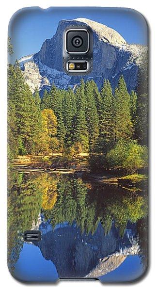 2m6709-half Dome Reflect - V Galaxy S5 Case