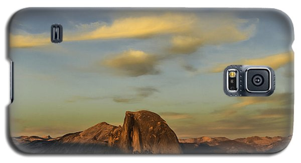 Half Dome Sunset Galaxy S5 Case