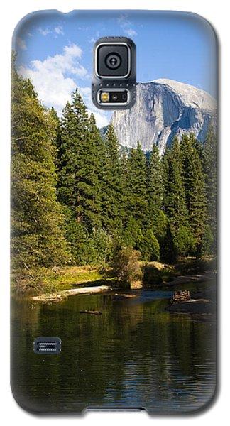 Half Dome Yosemite National Park Galaxy S5 Case