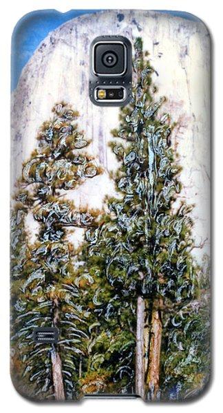 Half Dome Yosimite Park Galaxy S5 Case