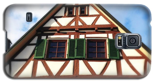 House Galaxy S5 Case - Half-timbered House 02 by Matthias Hauser