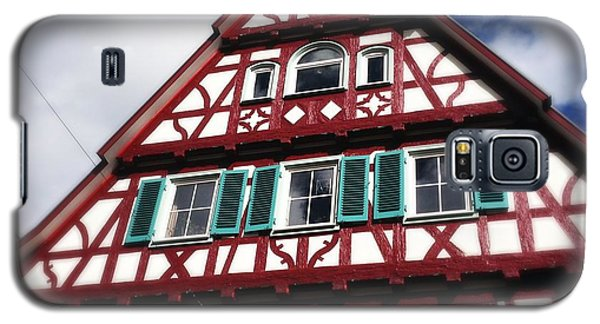 House Galaxy S5 Case - Half-timbered House 04 by Matthias Hauser