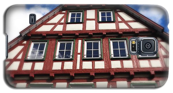 House Galaxy S5 Case - Half-timbered House 05 by Matthias Hauser