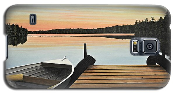 Haliburton Dock Galaxy S5 Case