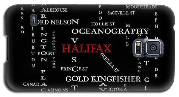 Halifax Nova Scotia Landmarks And Streets Galaxy S5 Case