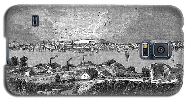 Halifax Ns - 1878 Galaxy S5 Case