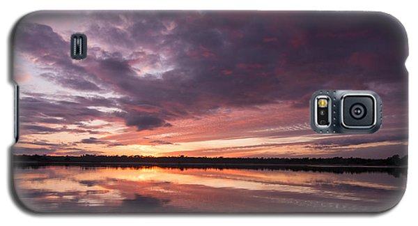 Halifax River Sunset Galaxy S5 Case by Paul Rebmann