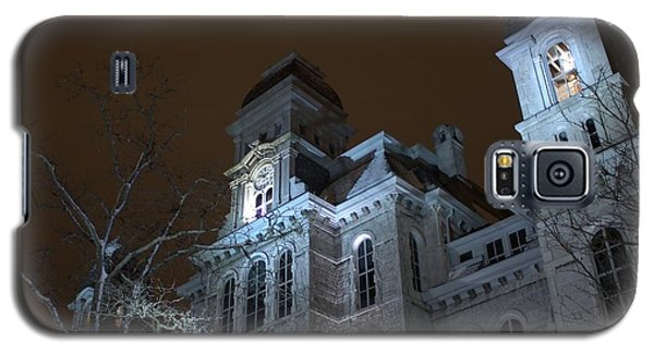 Hall Of Languages Galaxy S5 Case