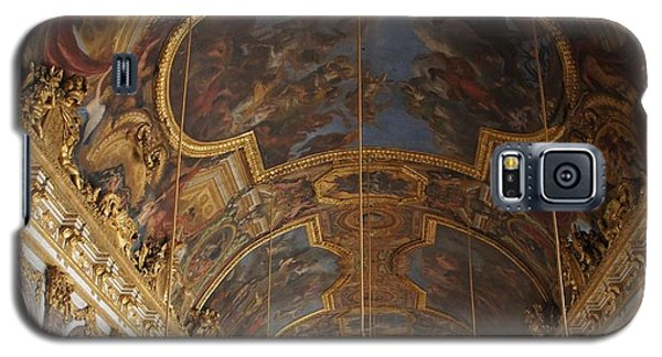 Galaxy S5 Case featuring the photograph Hall Of Mirrorsversailles by Kristine Bogdanovich