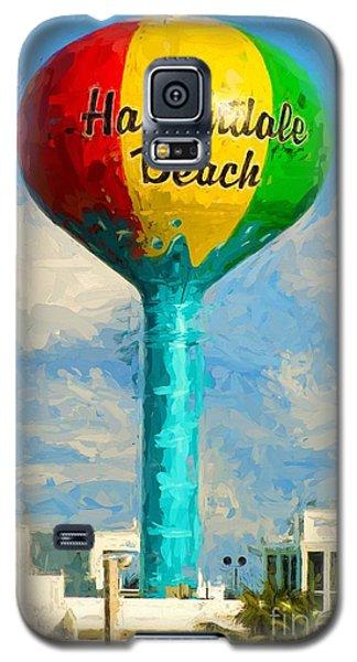 Hallandale Beach Water Tower Galaxy S5 Case