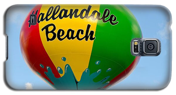 Hallendale Beach Water Tower Galaxy S5 Case by Les Palenik
