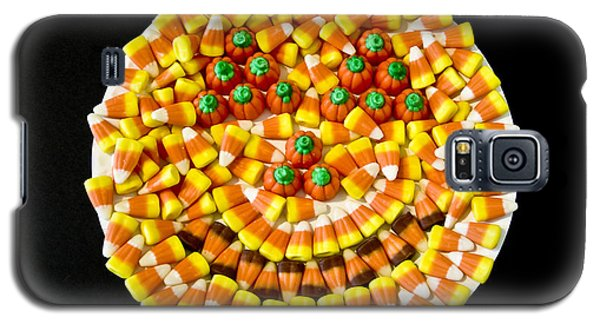 Halloween Candy Galaxy S5 Case