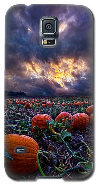 Halloween Is Near Galaxy S5 Case