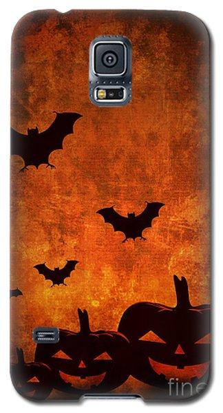 Halloween Pumpkins Galaxy S5 Case