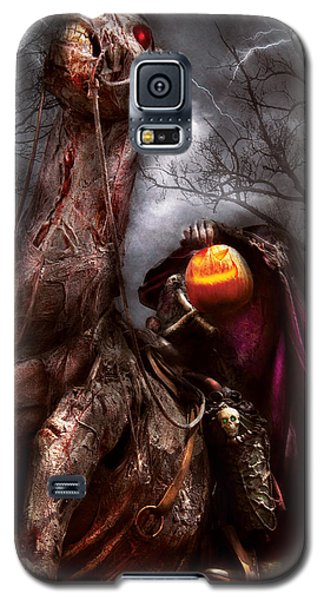 Halloween - The Headless Horseman Galaxy S5 Case