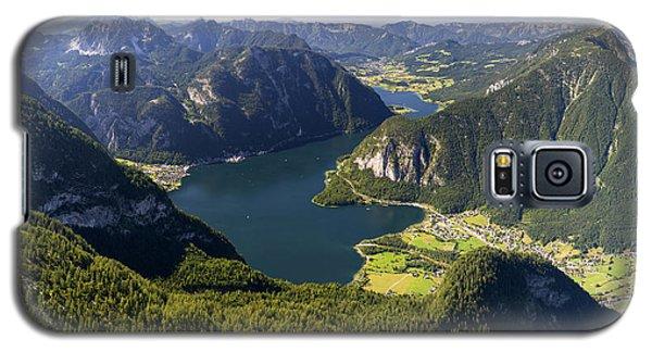 Hallstatt Lake Austria Galaxy S5 Case