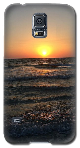 Halo Sun At Indian Rocks Beach Galaxy S5 Case