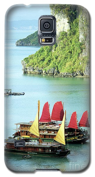 Halong Bay Sails 02 Galaxy S5 Case