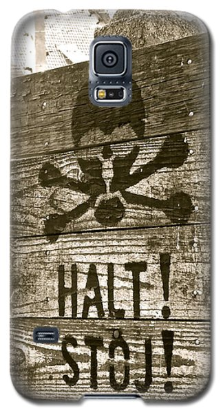 Halt This Madness Galaxy S5 Case