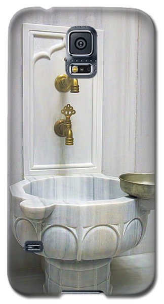 Hamam Marble Sink In Istanbul Galaxy S5 Case