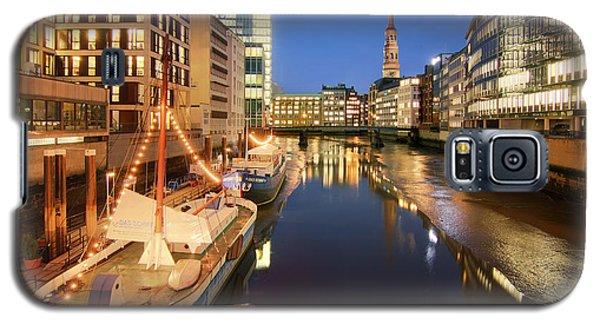 Hamburg Nikolaifleet Galaxy S5 Case