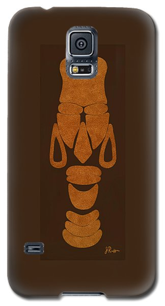 Hamite Female Galaxy S5 Case by Jerry Ruffin