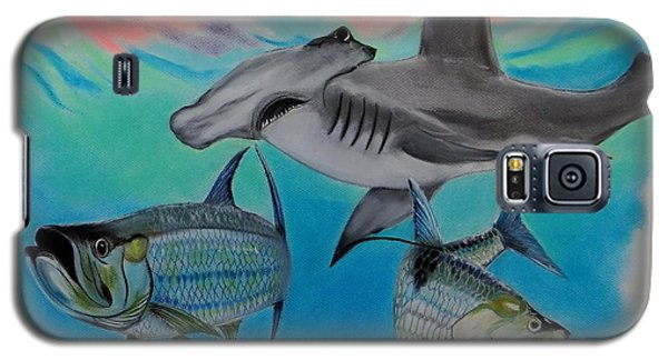 Hammerhead Dinner Galaxy S5 Case