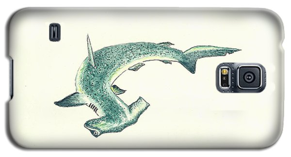 Hammerhead Shark Galaxy S5 Case