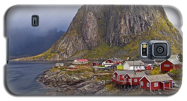 Hamnoy Rorbu Village Galaxy S5 Case