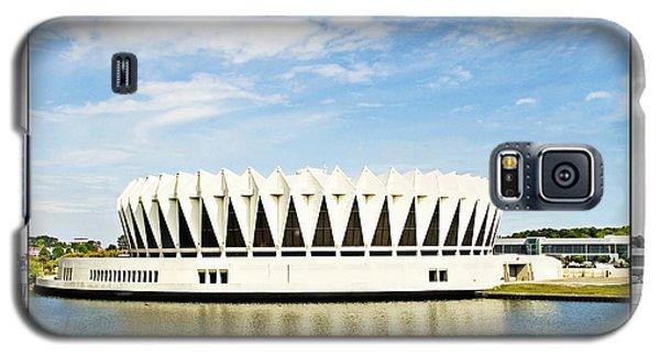 Hampton Coliseum Galaxy S5 Case