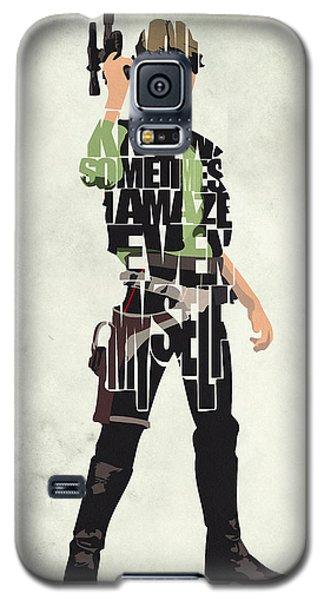 Han Solo Vol 2 - Star Wars Galaxy S5 Case