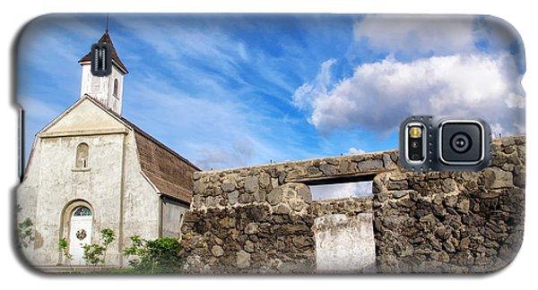 Galaxy S5 Case featuring the photograph Hana Church 8 by Dawn Eshelman