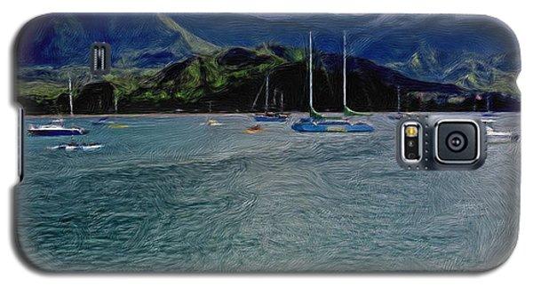 Hanalei Bay Galaxy S5 Case